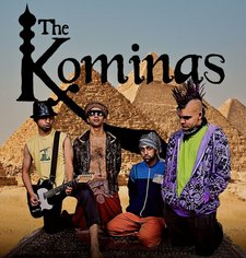 The Kominas Summer 2009 Tour Promo.jpg