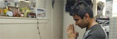 Desai Praying