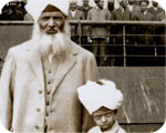Komagata Maru and Indian-Canadian Immigration
